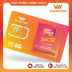 Sim 4G Vietnamobile Miễn phí DATA không giới hạn + Nghe Gọi Và Nhắn Tin Nội Mạng Miễn Phí – Phí duy trì 20k/tháng