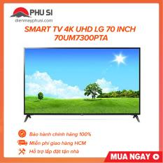 Smart TV 4K UHD LG 70 inch 70UM7300PTA