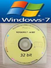 đĩa cài win 7 32b và 64b trong 1 đĩa