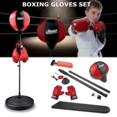 [GIẢM GIÁ SỐC] Bộ đồ tập đấm bốc boxing chuyên nghiệp cho trẻ em, Bộ đồ chơi đấm bốc BOXING cho bé, BỘ DỤNG CỤ ĐẤM BỐC CHO BÉ, Bộ Đồ Chơi Tập Boxing Cho Bé Bền Đẹp