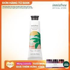 Kem dưỡng da tay innisfree Jeju Life Perfumed Hand Cream Tropic Sherbet 30ml