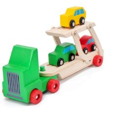 [XẢ KHO 2 NGÀY] Oto 2 tầng chở xe gỗ Xe Ben chở oto con MonShop