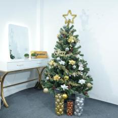 Cây Thông Noel Trang trí hàng chất lượng cao size 1m5