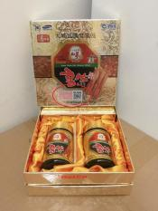 Cao Hồng Sâm Samsung Hàn Quốc 6 năm tuổi loại giàu hàm lượng sâm tinh chất ( 2 hũ x 250gr)