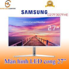 Màn hình 27Inch LED cong Samsung C27F397FHE Viễn Sơn phân phối