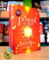 [Lấy mã giảm thêm 30%]Sách The Power – Sức Mạnh – Rhonda Byrne (Bìa Cứng – In Màu – Chính Hãng)