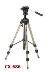 [ Hàng mới 100%] Chân máy quay phim chuyên nghiệp VELBON CX-686 và C-600- Hàng hiệu chính phẩm, thương hiệu được nhiều nhà quyay phim bán chuyên lựa chọn6