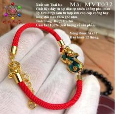 Vòng dây đỏ tỳ hưu đổi màu cao cấp Thái lan, Vòng đeo tay phong thủy mang lại may mắn tài lộc cho chủ nhân, Vòng đeo tay nam nữ bảo an