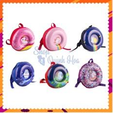 Balo trẻ em / Balo trứng tròn phù hợp cho bé mẫu giáo, mầm non đi học, đi chơi. KT: 25 x 25 x 9cm