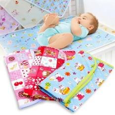 Chiếu lót thay bỉm chống thấm cho bé sơ sinh 65x50cm sản phẩm tốt với chất lượng độ bền cao và được cam kết sản phẩm y như hình