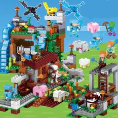 Lego Giá Rẻ 💖 Quà Tặng 1 Cặp Rồng Ender Cực Chất 💖 Lego Minecraf My World