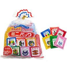 Gia Vị Rắc Cơm Furikake Nhật Bản Cho Bé Ăn Dặm, Gia Vị 30 Gói