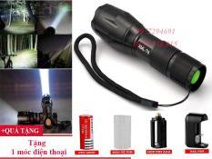 Giá Đèn Pin Xml T6 siêu sáng, Đèn Pin Mini Chiếu Sáng Xml – T6 , Nhỏ Gọn Tiện Lợi 5 In 1 Chiếu Sáng Trong Nhiều Giờ Mã Số 26