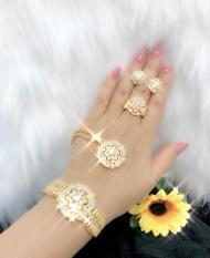 [ TRANG SỨC BỘ HOT 2019 DÙNG ĐI TIỆC – CAM KẾT KHÔNG ĐEN ] trang sức cưới theo bộ | trang sức cưới trọn bộ | trang sức bộ trắng | nữ trang sức bộ | trang sức bộ vàng 18k | trang sức vòng bộ | trang sức bộ 18k | bộ trang sức cưới – GiVi Shop – VB4030435