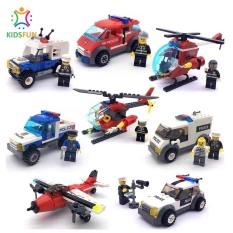 Đồ chơi trẻ em xếp hình LEGO CITY cao cấp xếp hình lắp ráp các loại ô tô từ 78 đến 93 chi tiết nhựa ABS cao cấp cho bé từ 5 tuổi trở lên phát triển trí tuệ và sáng tạo