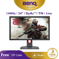 Màn hình máy tính BenQ ZOWIE XL2411K 144Hz DyAc 24 inch 1ms chuyên Gaming Esports