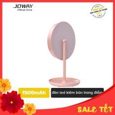 Đèn led để bàn kèm gương trang điểm Joway LED07 – Hãng phân phối chính thức