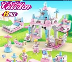 Đồ Chơi lego cho Bé Gái khu vườn cổ tích, công viên tuổi thơ, thành phố vui nhộn ANHTHU688