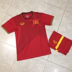 Bộ quần áo bóng đá tuyển VN đỏ mới nhất 2020