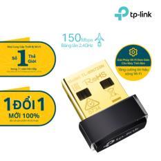 TP-Link – TL-WN725N – USB kết nối Wi-Fi Chuẩn N 150Mbps Siêu nhỏ gọn-Hãng phân phối chính thức