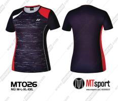 Áo cầu lông MT026 Nữ