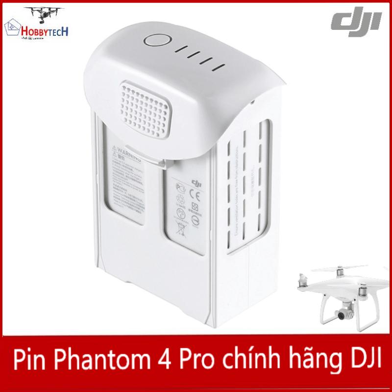 Pin Phantom 4 pro 5870mHA – phụ kiện flycam DJI Phantom 4 pro