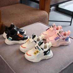 Giày Sneaker Cho Bé Trai Bé Gái Quai Dán 1 đến 5 tuổi T-3