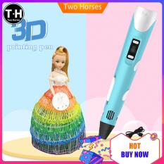 Bút 3D DEWANG, Cho Trẻ Em Bút In 3D Với Bút 3D USB RP800A Đồ Chơi Tự Làm Sợi PLA ABS Quà Sinh Nhật Bút Vẽ Bút In 3D