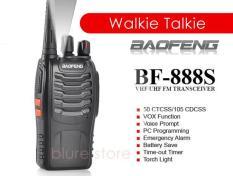 Bộ đàm Baofeng BF888S chuyên dụng đời 2019