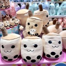 Gấu Bông Trà Sữa Siêu Dễ Thương 3 Màu 3 Size