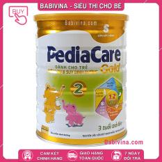 [CHÍNH HÃNG] Sữa Bột Pediacare Gold 2 900g | Trẻ Từ 3 Tuổi Trở Lên, Biếng Ăn, Chậm Lớn, Suy Dinh Dưỡng, Thấp Còi | Babivina