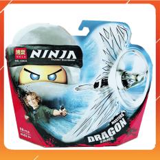 Đồ Chơi Noel – Xếp Hình Thông Minh Con Quay Ninja 109 – Đồ Chơi Trẻ Em Toy Mart