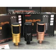 Micro thu âm livestream SDRD SD-203 âm thanh chuẩn