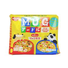 Mỳ Mug Nissin Vị Hải Sản Nhật Bản, Mì Cho Bé Ăn Dặm, Mì Em Bé, Mì Mug Vàng, Mì Hữu Cơ Cho Bé, Mì Tôm Cho Bé