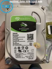 Ổ cứng gắn trong seagate BARRACUDA 500GB chuyên dùng cho PC, máy tính để bàn, camera… Bảo hành 2 năm