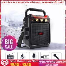 Loa Công Suất Lớn, Loa Hat Karaoke Bluetooth Cam Tay, Loa K99 Hozito Cao Cấp – Bảo hành 1 đổi 1