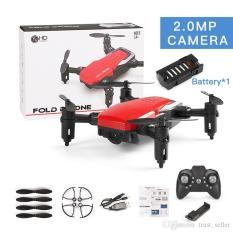 Máy bay điều khiển từ xa camera HD – Flycam mini có 4 cánh kết nối wifi (nhiều màu)