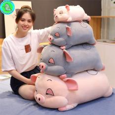 Gấu bông gấu ôm Heo Híp, gấu bông ôm Lợn Hồng kích thước (60cm-1m1)