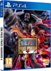 Đĩa Game Ps4 One Piece Pirate Warrios 4