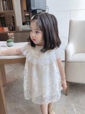 Váy đầm công chúa cao cấp 2 lớp sang chảnh cho bé gái 8-20kg