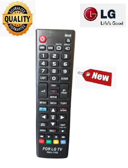 Remote điều khiển tivi LG ngắn nút 3D (RM-L1162) -Hàng chất lượng -Mới 100%