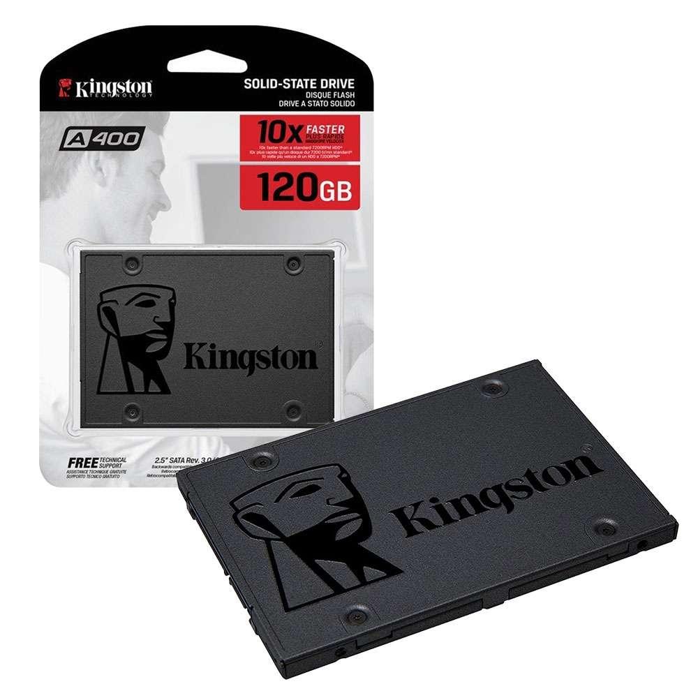 Ổ cứng SSD Kingston A400 2.5 inch SATA3 (120GB/240GB/480GB)