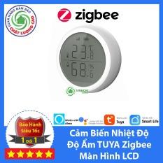[BH 12 tháng 1 đổi 1] Cảm biến chuyển động TUYA ZIGBEE Vuông PIR Zigbee dán tường Tuya Smart – Pin 3A