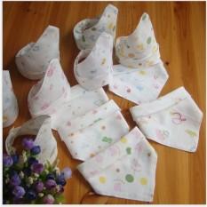 Combo 10 khăn yếm xô