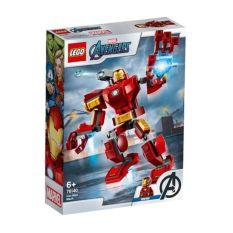 Chiến Giáp Người Sắt LEGO SUPERHEROES 76140