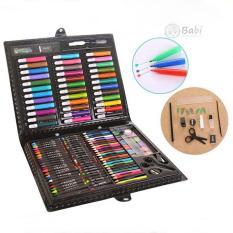 Hộp bút màu 150 chi tiết cho bé yêu thỏa sức sáng tạo