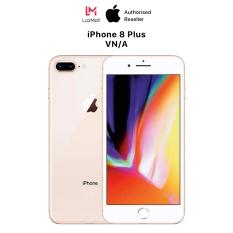 [Siêu Sale 10.10] iPhone 8 Plus – Chính Hãng VN/A – Mới 100% (Chưa Kích Hoạt, Chưa qua sử dụng) – Bảo Hành 12 Tháng Tại TTBH Apple – Trả Góp lãi suất 0% qua thẻ tín dụng – Màn hình Retina HD 5.5 inch, 3D Touch, Chip A11, iOS11