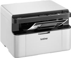 Máy in Laser đen trắng Đa chức năng Brother DCP-1511 ( tặng kèm hộp mực , dây nguồn , dây usb mới )