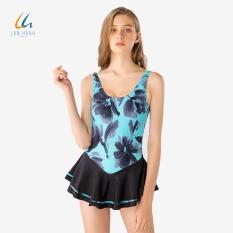 Đồ bơi một mảnh váy Lan Hạnh 90021-XD202