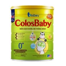 Sữa Colosbaby Iq 0+ 800G